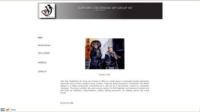 Glen Eira Cheltenham Art Group