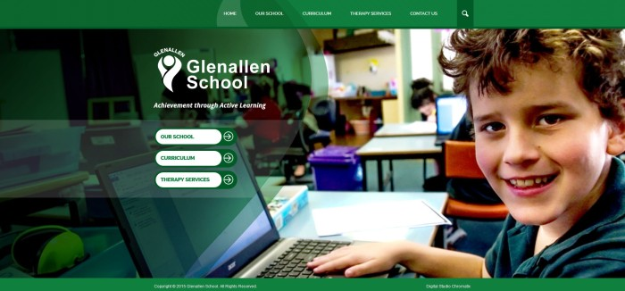 Glenallen School website